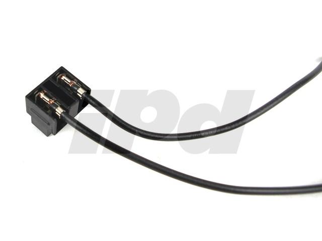 H7 Headlight Bulb Socket : Volvo headlamp socket electrical connector h
