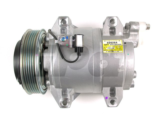 Volvo Air Conditioning Compressor P2 S60 S80 V70 Xc70