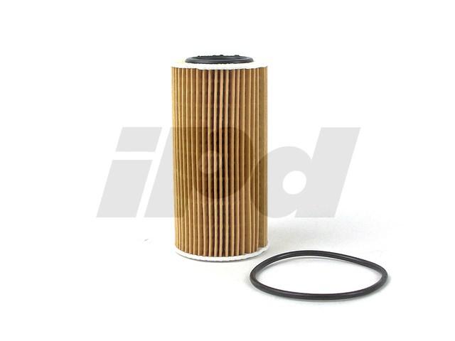 Volvo Oil Filter Cartridge - P1 C30 C70 S40 V50, P3 S60 Mahle 123815