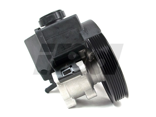 Volvo New Power Steering Pump With Pulley and Reservoir - 1993-1998 850 S70 V70 C70 MTC 124591