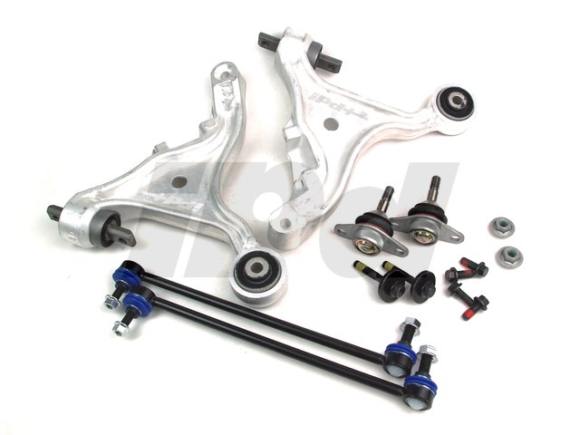 volvo front hd suspension kit