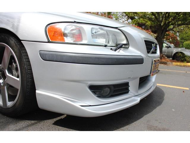 Volvo Front Bumper Lower Lip Spoiler - S60R V70R 124395