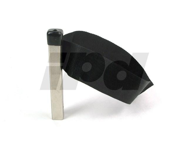 500 mm Gummi-Riemenschl/üsseldeckel festziehen L/ösen Sie das Installationswerkzeug Universal Oil Filter Spanner OIL FILTER SPANNER