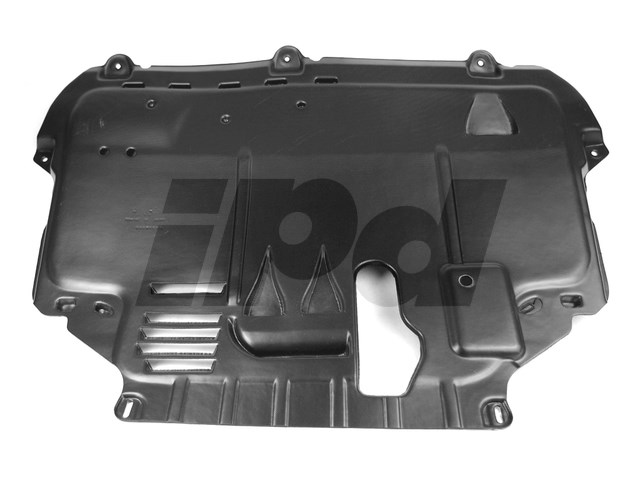 Volvo HD Under Engine Air Guide Splash Cover - FWD P1 S40 V50 C30 C70 IPD 124940