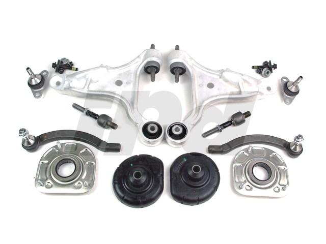 2001 volvo xc70 suspension parts