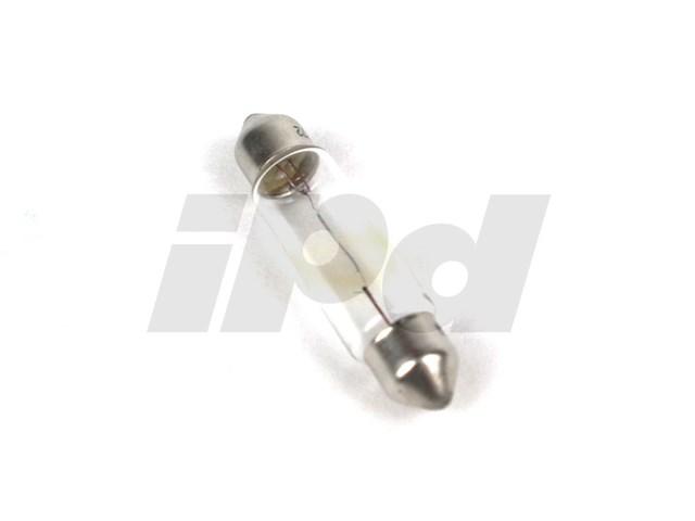 100938 - 6411 Light Bulb 12V 10W 41mm Long Festoon
