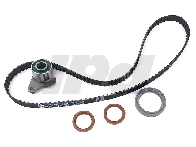 volvo timing belt kit with tensioner  u0026 seals