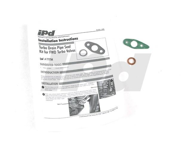 111015 - Turbo Drain Pipe Seal Kit