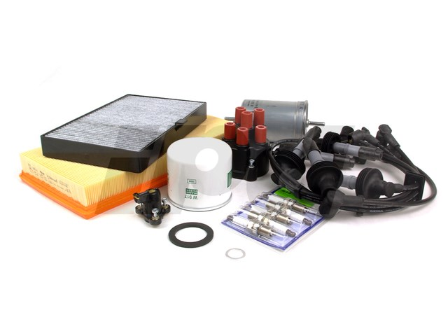 115048 - Major Service Tune-up Kit w/ Volvo Plugs