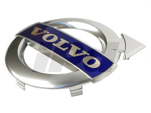 Volvo Iron Grille Emblem 125mm 115463 31294507 31383032 31214623