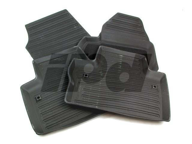 rubber floor mats. Modren Floor 125379 Rubber Floor Mat Set Black  V70 XC70 39807571 VOL39807571  39869817 39878632 Throughout Mats A