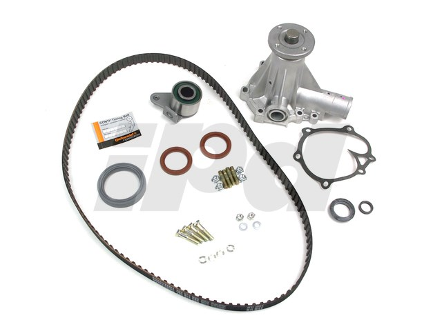 volvo timing belt  water pump  u0026 oil seal kit