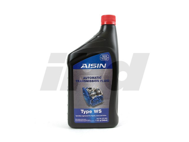 Volvo Automatic Transmission Fluid Type WS (ATF-WS ...