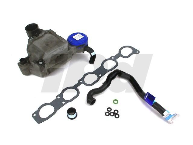 Volvo PCV Breather System Kit - 2003-2006 P2 S60 V70 Non-Turbo 114561 30731072 30650821 9497534 ...