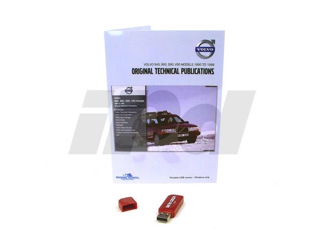volvo 940 shop manual