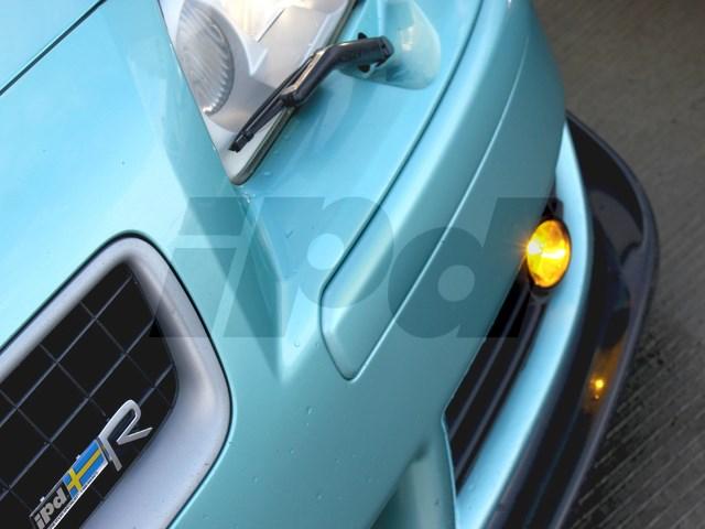 125496 LED Driving Light Kit Ion Yellow - S60R V70R