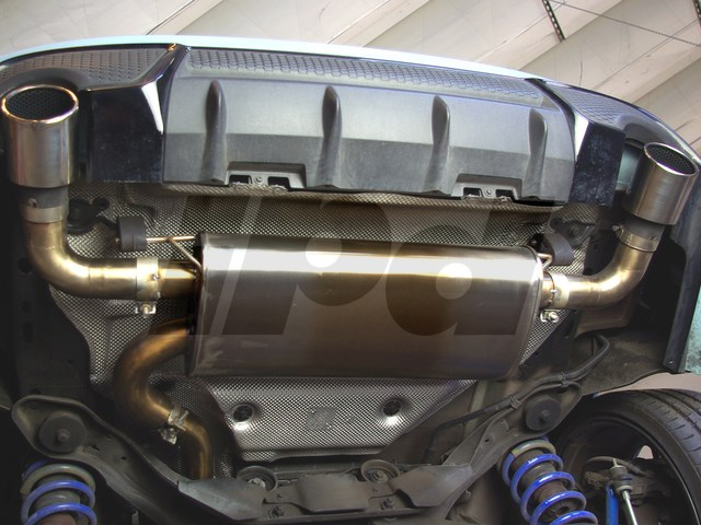 Volvo Ss Sport Exhaust P3 S60 T5 125639