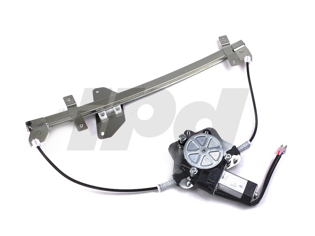 Volvo left front power window regulator s40 v40 121515 for 2001 volvo v70 window regulator
