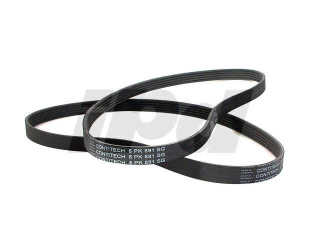 Volvo Serpentine Belt  U0026quot Silent Grip U0026quot  Kit