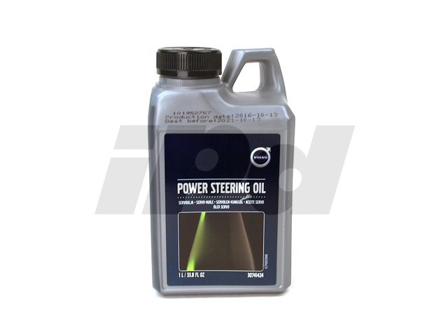 Volvo xc90 power steering fluid