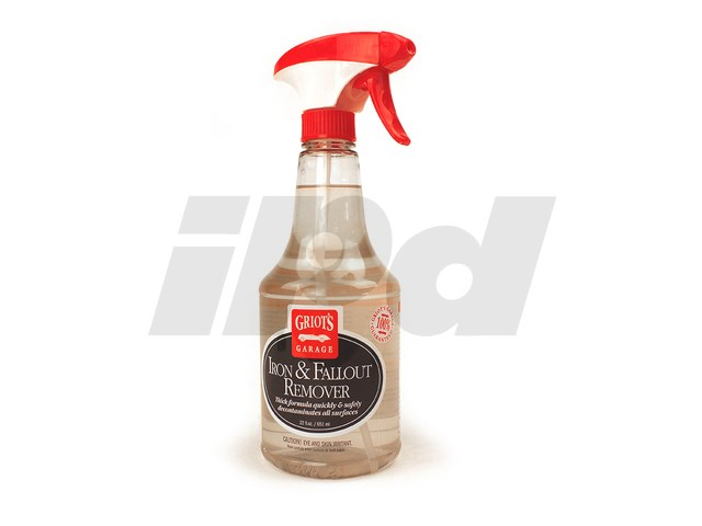 Griot S Iron And Fallout Remover Griot S Garage 126025