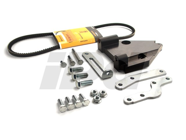 139672 - Air Conditioning Delete Bracket Kit - 240 - 1985 - 1993