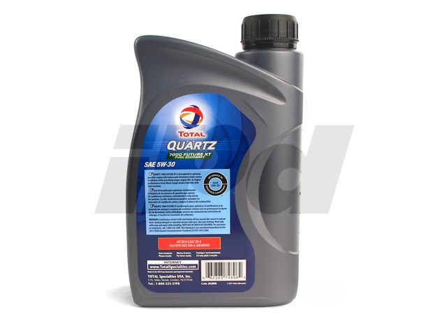 125396 - Quartz 7000 Future XT - Semi-Synthetic Oil 5w30