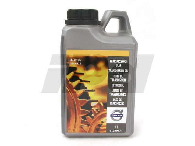 Volvo manual transmission oil 115319 31280771