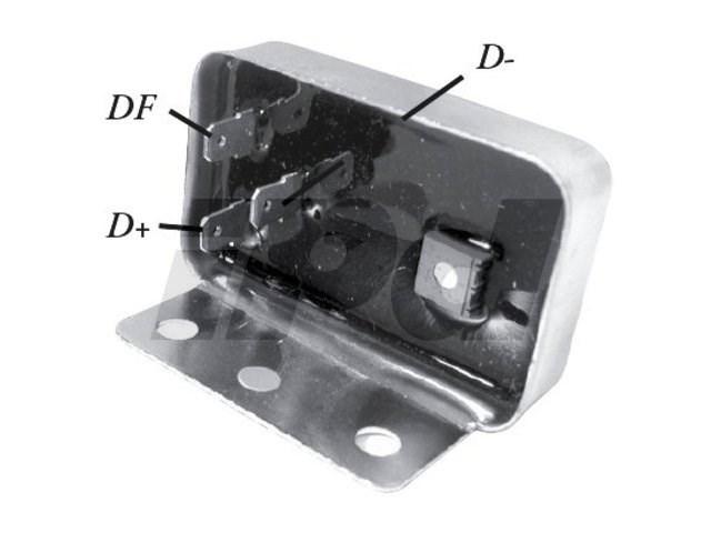 External Voltage Regulator : Volvo adjustable external voltage regulator alternator