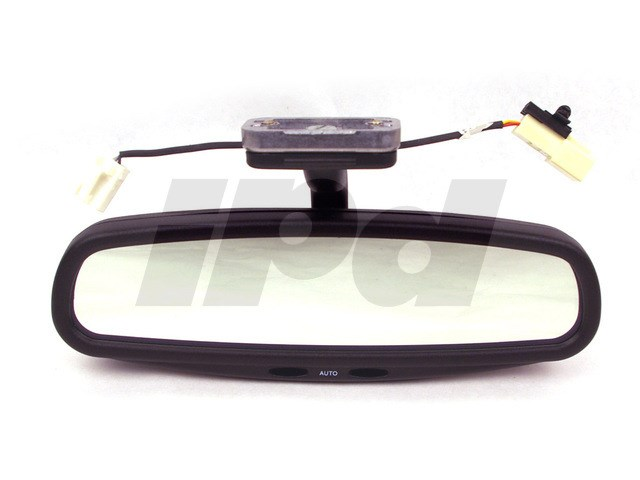 Volvo interior rear view mirror 1998 2004 c70 covertible automatic dimmer function 115168 8614006 for Interior rear view mirror replacement glass