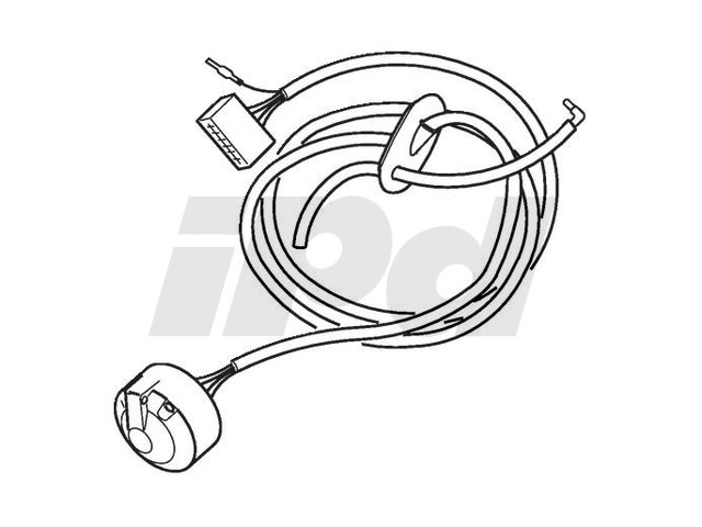 tow hitch wiring harness genuine volvo 234626