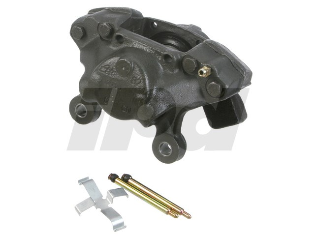 volvo left rear brake caliper p80 850 c70 s70 v70 fwd 114125 3524365 3546491 8602006 5003814. Black Bedroom Furniture Sets. Home Design Ideas
