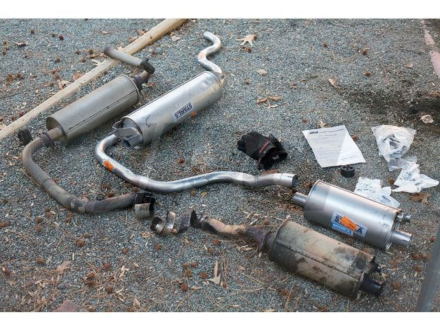 Volvo replacement exhaust system 1977 1993 240 non turbo 100893 100893 customer submitted photo solutioingenieria Images