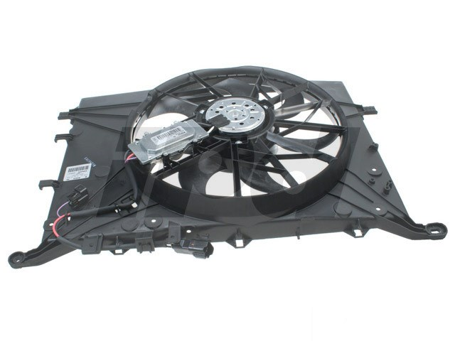 113236 - Electric Radiator Cooling Fan & Module S60 S80 V70 XC70 30680547