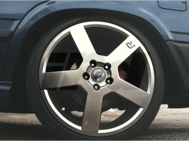 Volvo IPD Pegasus Replica Wheel - 18 Inch Hyper Silver 115264 77.0010