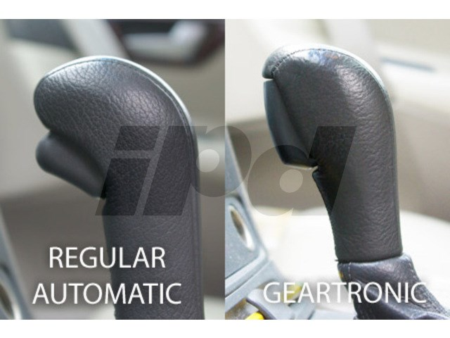 Volvo Gear Shifter Knob Button P2 V70 S60 XC70 with Geartronic (with metal pin) 115771 8698157 ...