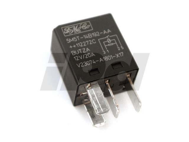 Volvo 4 Pin Multi-Purpose Micro Relay 115799 8663490 ...
