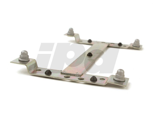 Volvo Rear License Plate Retainer Bracket for USA 110698 30762264 1312365 1320387 3528813 ECO ...
