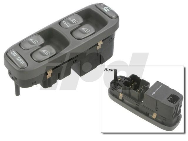 Volvo economy window switch pack v70 s70 112734 8638452 for 1999 volvo v70 window switch