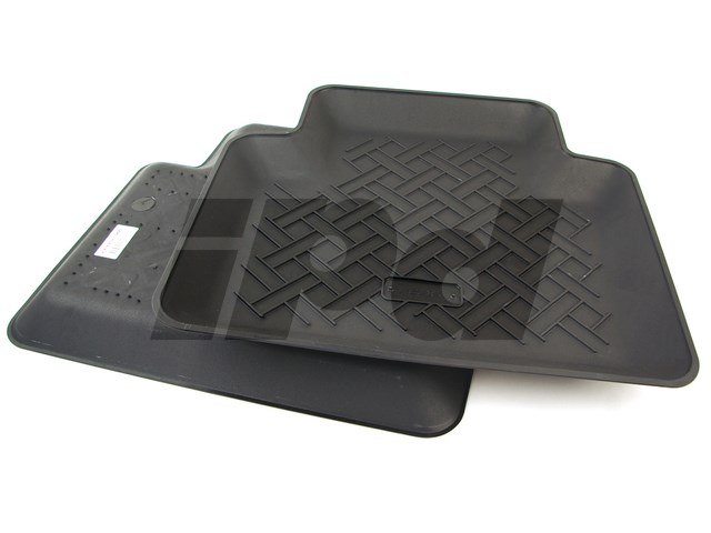 Volvo Rear Molded Floor Mats Rensi 113353