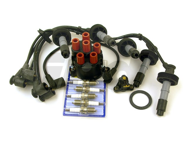 Ignition Tune-up Kit 1993-1998 850 C70 S70 V70 w/ Plug ...
