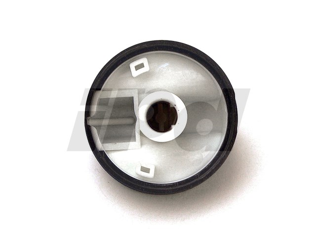 120138 - Heater & Vent Control Knob for models with ECC Climate Control P80  C70 S70 V70 9171637