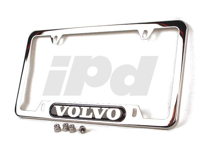 Volvo License Plate Frame 115445 8640121