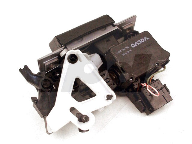 Tailgate Latch Assembly Genuine Volvo 115490