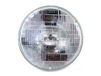 120395 7 Inch Round Sealed Beam Style Headlamp