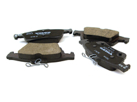 120458 Rear Brake Pad Set - P1 S40 V50 C70 C30