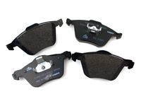 120459 Front Brake Pad Set - XC90 S60 V70 with 316mm Rotors