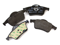 120462 Rear Brake Pad Set