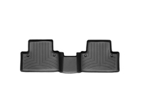 Rear Floor Mat Black - S40 V50