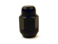 "120466 Black Lug Nut - 1/2"" Thread"